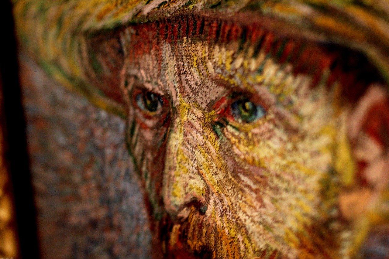 искусство ван гог живопись