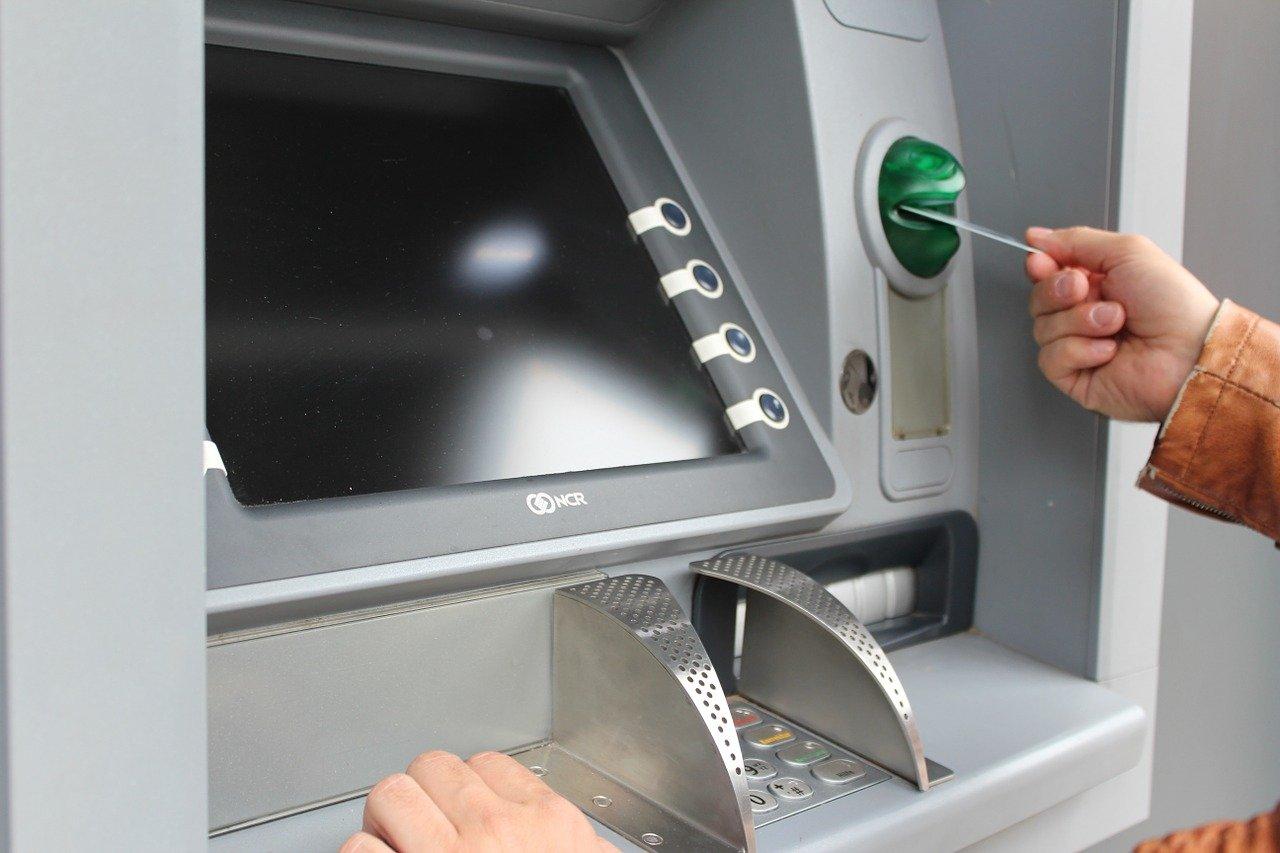 доступностб инклюзивных банкоматов для незрячих пользователей