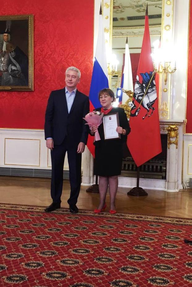 член комиссии при ПрезидентеРФпо деламинвалидов